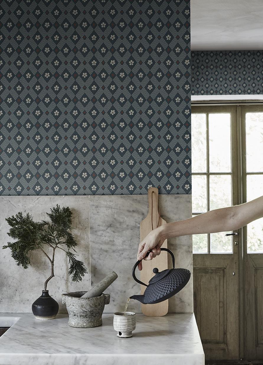 Sandberg Wallpaper kollektionen Nippon.