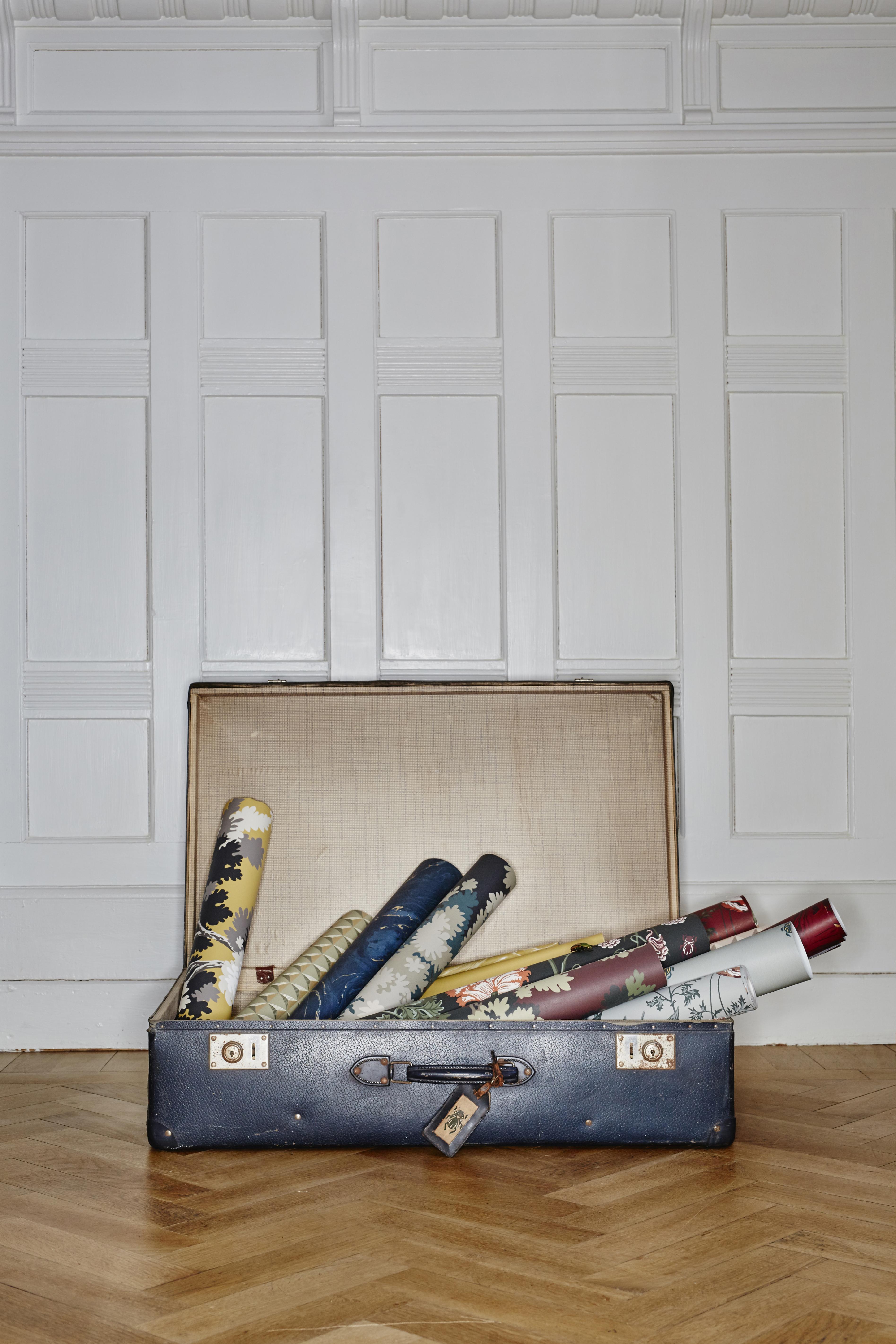 Sandberg Wallpaper kollektionen L'Hôtel.